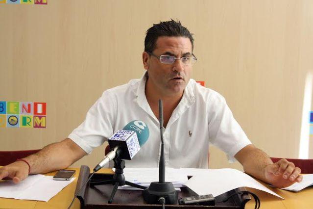 Benidorm mantendrá el calendario de obras en Semana Santa: la actividad no  cesará – Punta Canfali