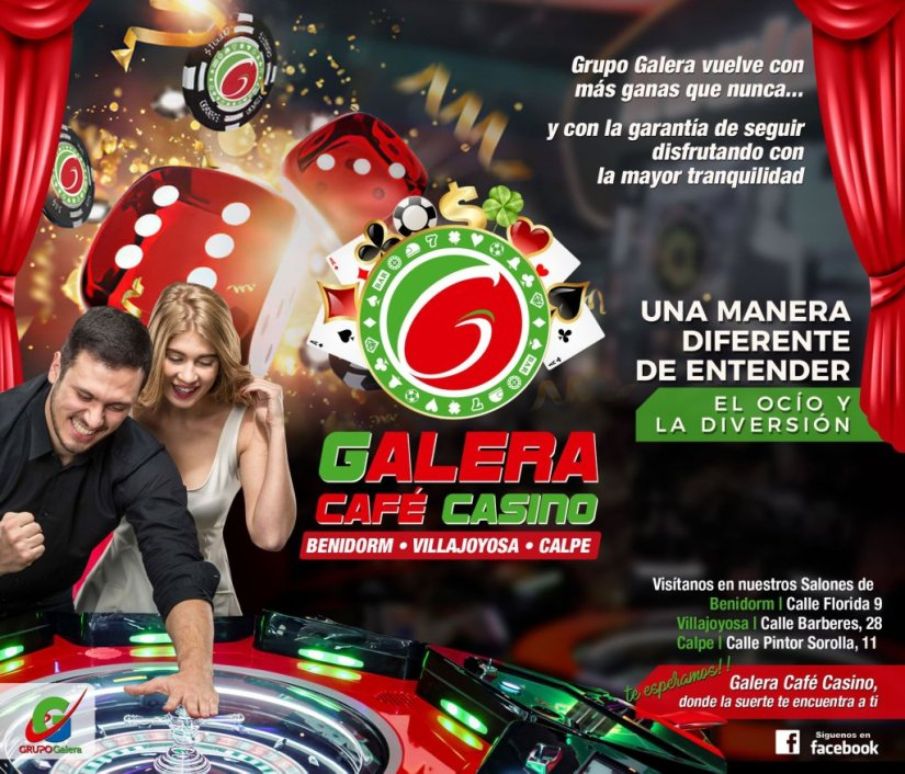 Galera Cafe Casino