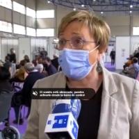 La consellera valenciana de Sanidad recibe la vacuna contra el coronavirus de AstraZeneca