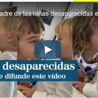 """El padre de las niñas de Tenerife sobre el novio de 60 años de su ex mujer: """"No quiero que ese viejo cuide de mis hijas"""""""