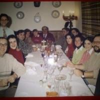 RADIO CANFALI-LA MANCHA.- TODO EL PERSONAL DEL MISMO CELEBRANDOLO
