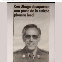 Redes.- CARLOS UBAGO RECUERDA A SU PADRE