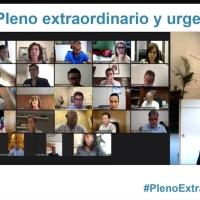 La Diputación de Alicante aprueba los informes de la auditoría externa sobre las asignaciones a grupos políticos