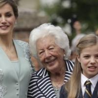 Reina Letizia: primera reacción tras el vídeo de Menchu Álvarez del Valle