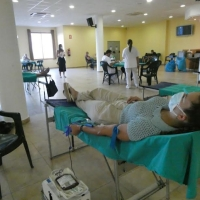 """La Nucía.-34 solidari@s donaron sangre ayer en """"14ª Captación"""" de 2021"""