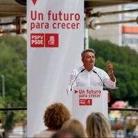 """José Chulvi: """"Acoger el Congreso del PSPV-PSOE en Benidorm refleja el respaldo a la provincia y sus sectores socioeconómicos"""""""