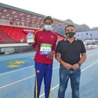 """La """"oro"""" olímpica Yulimar Rojas compitió en La Nucía en junio"""