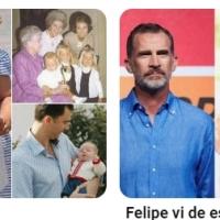 FELIPE VI-REY DE ESPAÑA.INCLUIDO ALFAS DEL PI