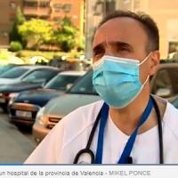 La Generalitat Valenciana notifica la muerte de un joven de 26 años por coronavirus